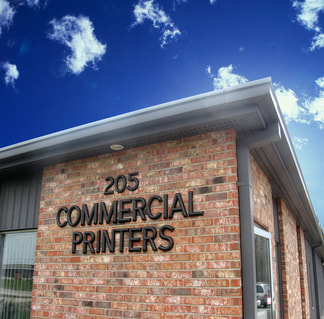 Commercial Printers, Stratford, Ontario